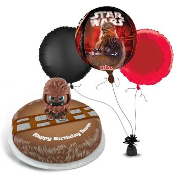 Chewbacca Gift Set