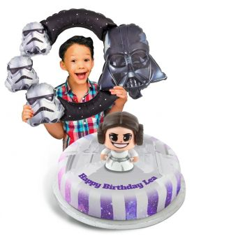Princess Leia Gift Set