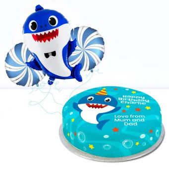 Daddy Shark Gift Set