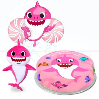 Mummy Shark Gift Set