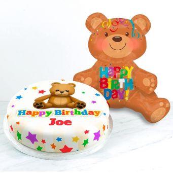 Emoji Bear Gift Set