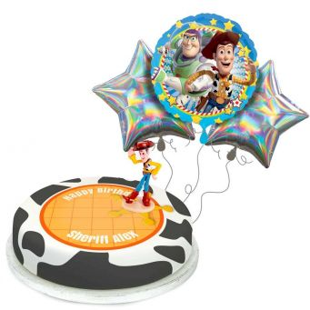 Toy Story Woody Gift Set
