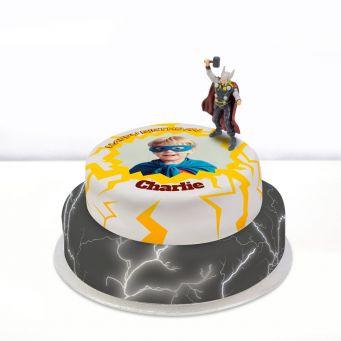 Avengers Thor Cake