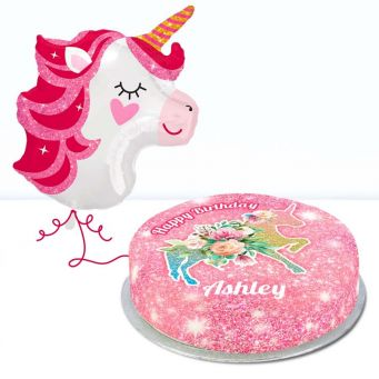 Glitter Unicorn Gift Set