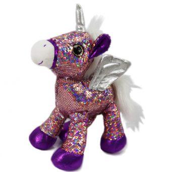 Pink Unicorn Plush