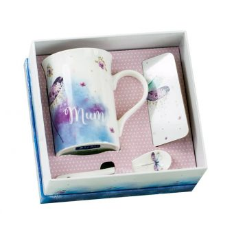 Dragonfly Gift Mug