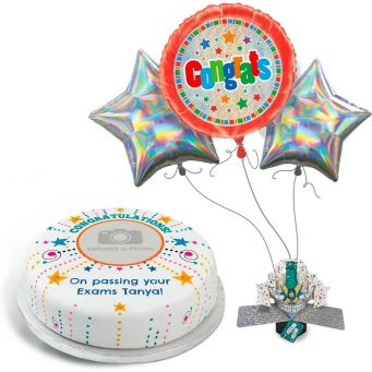 Congrats Gift Set