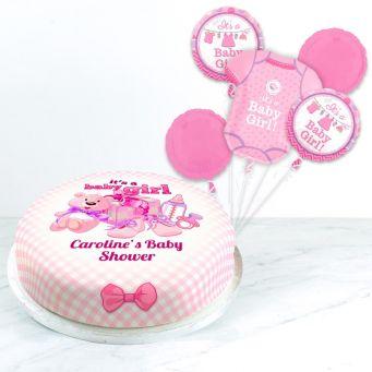 Pink Baby Love Gift Set