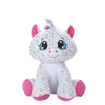 White Unicorn Plush