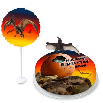 Egg Dinosaur Gift Set