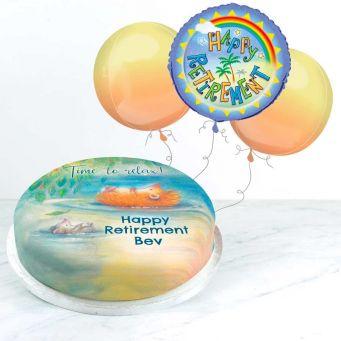 Happy Retirement Gift Set