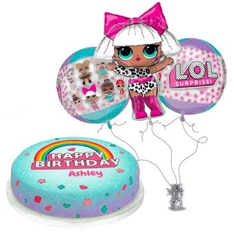 LOL Dolls Gift Set