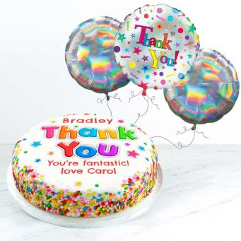 Sweet Thank You Gift Set