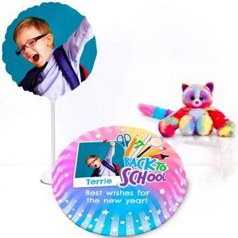 Panda School Gift Set