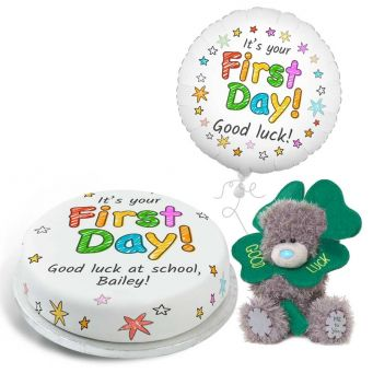 First Day Gift Set