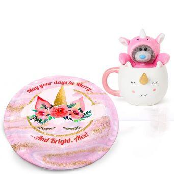 Pug Mug Christmas Gift Set