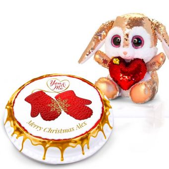 Glitzy Monkey Christmas Gift Set  - Cancelled