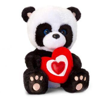 Panda Heart Teddy -V