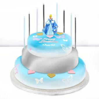Disney Cinderella Cake