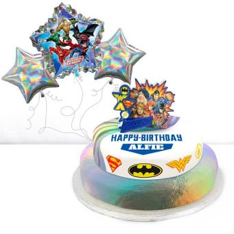 Justice League Epic Gift Set