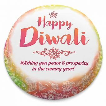 Diwali Wishes Cake