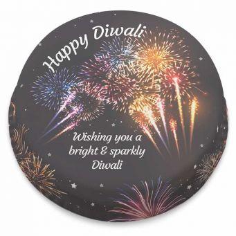 Diwali Fireworks Cake