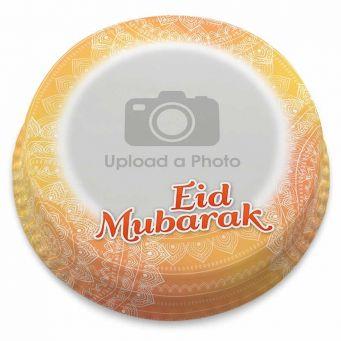 Photo Eid Mubarak Cake