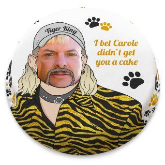 Tiger King Cake