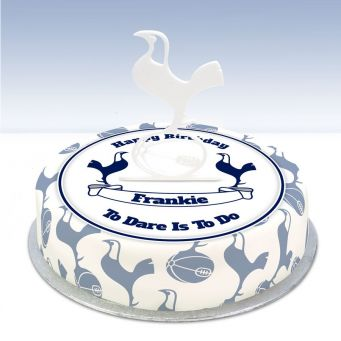 Spurs Topper Cake