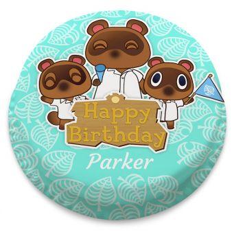 Nook Birthday Cake