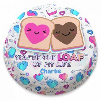 Toast Love Cake
