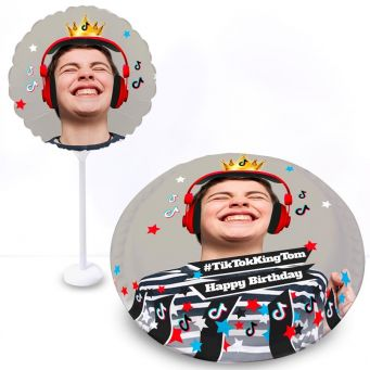 TikTok Themed King Gift Set