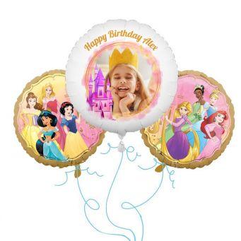 Disney Castle Balloon Bouquet