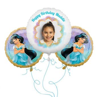 Disney Jasmine Balloon Bouquet