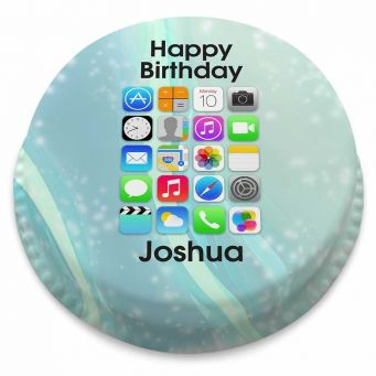 Apps Cake