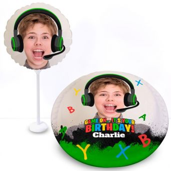 Headset Photo Gift Set