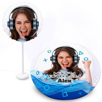 Gaming Photo Gift Set