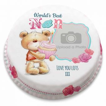 Nan Teddy Cake