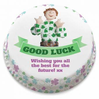 Irish Luck Cake