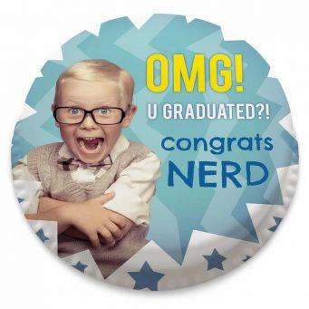 OMG! You Graduated Cake