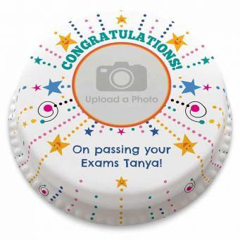 Congrats Photo Cake