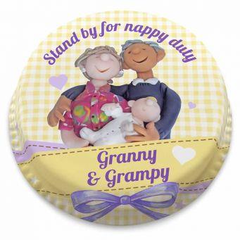 New Grandparents Cake