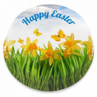 Easter Daffodils Cake
