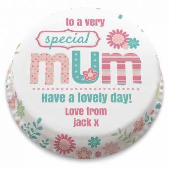 Special Mum Cake