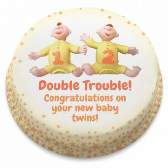 Double Trouble Cake