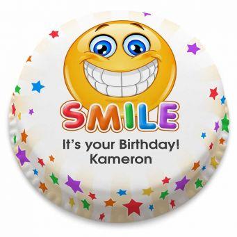 Smile! Cake