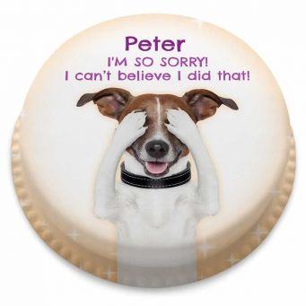 So Sorry! Cake