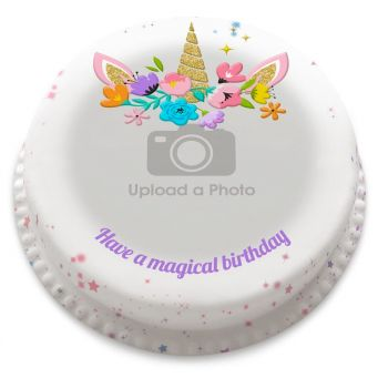 Unicorn Filter Cake