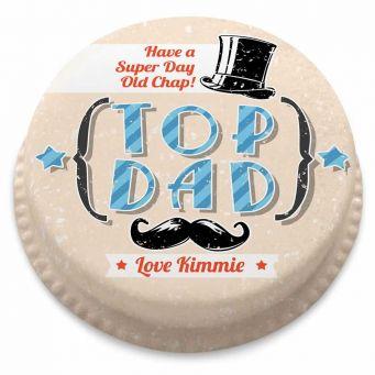 Top Man! Cake