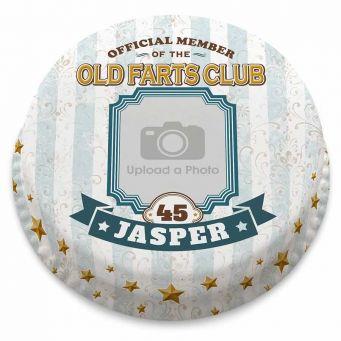Old Farts Club Cake